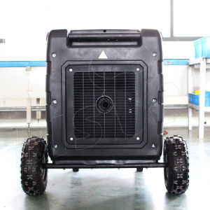 Generatore puro dell'invertitore diplomato Ce dell'onda di seno di consegna 60Hz/50Hz del bisonte (Cina) BS6300X 6.3kw piccolo MOQ velocemente