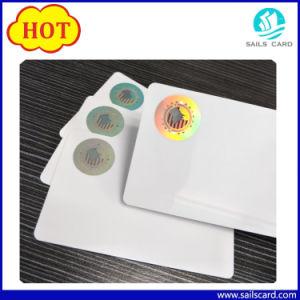 Scheda di identificazione di insieme dei membri dell'ologramma VIP del PVC 3D della plastica per la Anti-Falsificazione