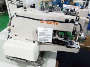 Calculador de transmissão directa de fixação do Botão de Alta Velocidade + máquina de costura Automática
