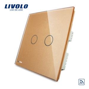 Livolo無線RFの接触電気遠隔壁のスイッチ(VL-C302R-61)