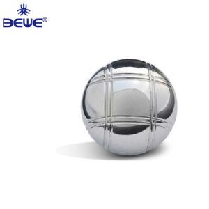 Insieme esterno personalizzato di Petanque di Boules di Bocce dell'acciaio inossidabile di colore
