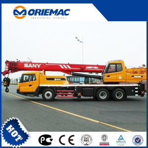 25 Tonnen-LKW eingehangener mobiler Kran Sany Stc250