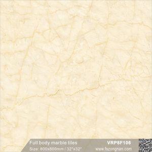 Marmer van het Lichaam van China van Foshan verglaasde het Volledige de Grijze Tegel van de Vloer (VRP8F108, 800X800mm/32 '' x32 '')