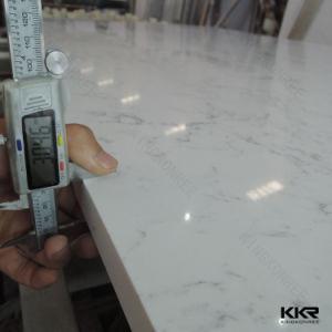 De levering voor doorverkoop poetste Plakken van het Kwarts van de Spiegel van 20mm de Zwarte op
