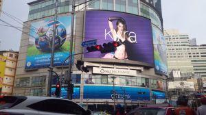 P6 de la publicité extérieure pleine couleur Panneau affichage LED