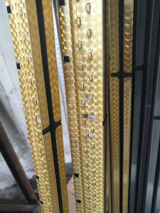 木の静脈の天井T棒、Ceiingステンレス製の表面のTの格子