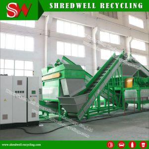 판매를 위한 기계장치를 재생하는 비용 효과적인 폐기물 타이어 또는 타이어 또는 나무 또는 금속