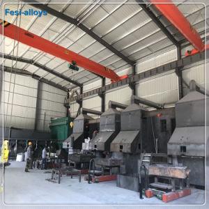 SGS mostrou alta qualidade de ferro silício ligas de magnésio
