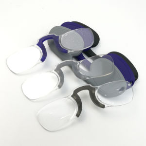 Mini-Clip de nez de verres de lunettes de lecture Pocket Wallet lunettes d'hypermétropie Lunettes W