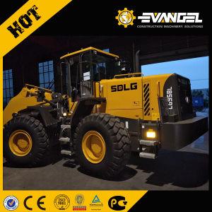 Sdlg de Goedkope Prijs LG958L van de Lader van het Wiel van 5 Ton voor Verkoop