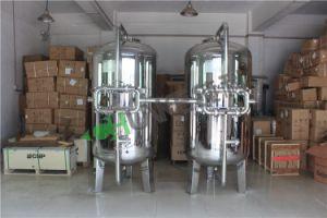 Venda a granel Chunke aço inoxidável 304 Fliter Água