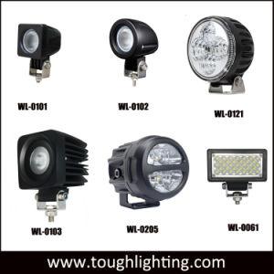 À prova de 12V 15W/18W/24W/27W Epistar LED Luzes de Trabalho para tratores caminhões empilhadeiras