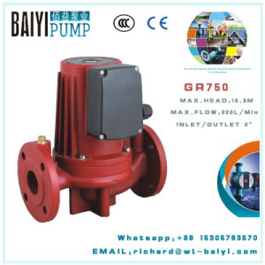 Pompa di circolazione di grande potere (GR-750)