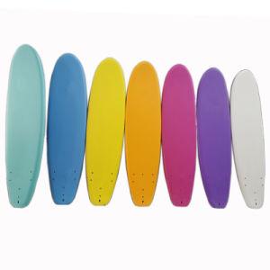 El Bluebay Wholesale 5'/5'10''pez/6'/7'/8'/9' de Surf Surf Suave laminado con el calor para el surf