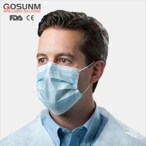3 Слойные одноразовые защитные маски