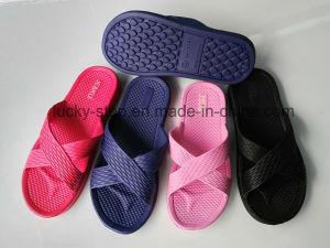 Cuatro colores de las zapatillas de hombre zapatos y zapatos de mujer