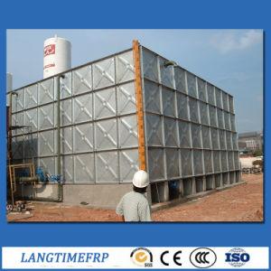 1000 G galvanizado a la lucha contra incendios depósito de agua de almacenamiento