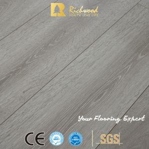 V Groove HDF AC4 importada madeira Vinil Papel laminado de madeira pisos laminados