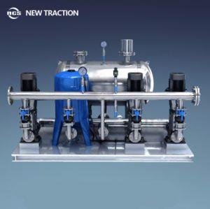 Ncs centrifugas bomba centrífuga de la serie de refuerzo del sistema de suministro de agua