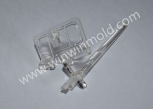 China High Quality Plastic Mold Clear PC Parts Espelho Polonês