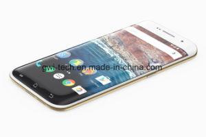 5.5 de Duim Gebogen vierling-Kern 4G Nieuwe Smartphone van het Scherm Gelanceerd door OEM