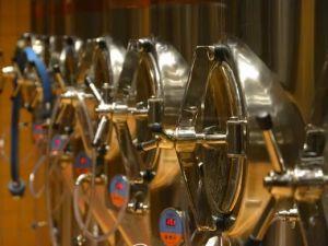 Ronde van Manway van de Tank van het glas de Hoogste met 4 Handvatten SS304 (Silicone)