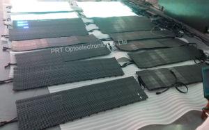Imperméable Rideau LED écran pliable avec bande Stransmitting de bord (P10, P20)