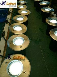 Direction Adustable souterrain de l'éclairage à LED 3 W dans IP67
