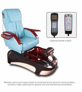 2016 Vente chaude et résistante pédicure SPA fauteuil de massage de pied