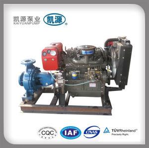 Pompa ad acqua del motore diesel di Kyc con la specifica come acqua di dati di Techinical e della pompa di applicazioni