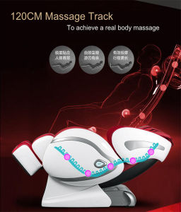 Champú Deluxe portable sillón de masaje