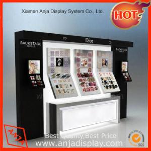 Gute Qualitätsverkaufsförderungs-kosmetisches Bildschirmanzeige-Regal für Systeme