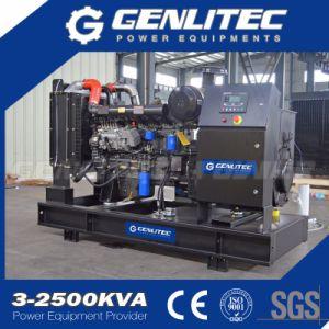 Open Diesel van Ricardo 200kw/250kVA van het Type Chinese Generator (GWF250)