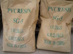 Sg6ПВХ пластика с K значение 67 Производитель пвх