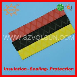2: 1滑り止めの織り目加工の熱-ゴルフハンドルのための縮みやすい管