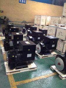 Fabrik-direkter Verkaufs-Qualitäts-Exemplar Stamford AVR Fujian-Fuzhou Kanpor schwanzloser Generator-Drehstromgenerator Dreiphasen50hz 60Hz 1500rpm 1800rpm