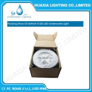 Comercio al por mayor LED de alta potencia 27W luz subacuática empotrables LED impermeable