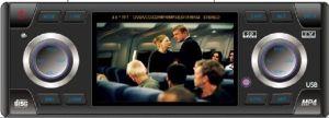 Lettore DVD dell'automobile (WK-3600DVD)