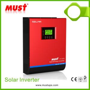 Expertos de la fábrica ISO Inversor Cargador Solar Híbrido 4kVA 5kVA con función paralela