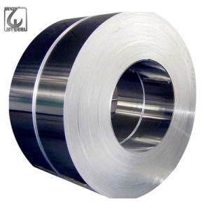 Complet sur le disque laminé à froid 201 2b bande en acier inoxydable finis avec le premier de la qualité