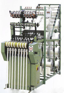 La aguja de alta velocidad (SJDV Shuttleless telar8/30)