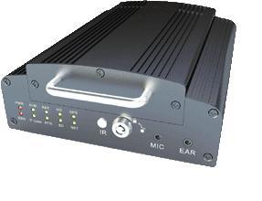 High-Tech coche SD de 3G Mobile Dvr (RCM7000)