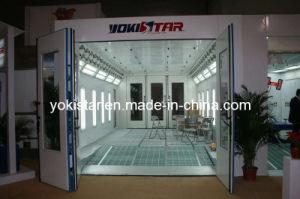 Yokistar Autoshop de cabines de pintura a pó de manutenção automotiva