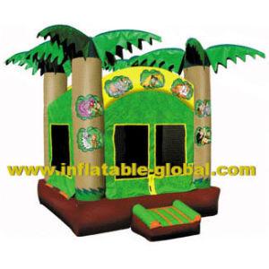 Venta caliente tropical de Lindos inflables inflables Bouncer Bouncer (LY-BO103)