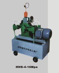 La prueba de presión eléctrica de la bomba (HHS-4-16MPA)