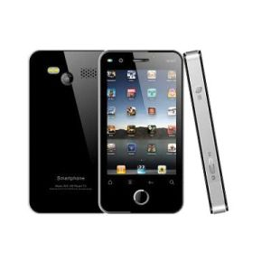 3.3 polegadas tela de toque capacitivo Telefone Android (X111)