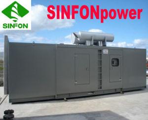 Grupo electrógeno de 300 kw Sounfproof (SDG300)