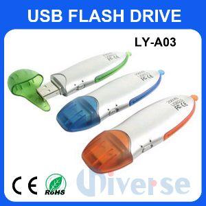 Эбу АБС для изготовителей оборудования USB флэш-накопитель для подарков (LY-A03)
