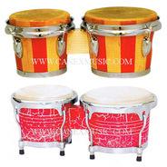 Барабанчик бонго/аппаратуры барабанчика/выстукивания