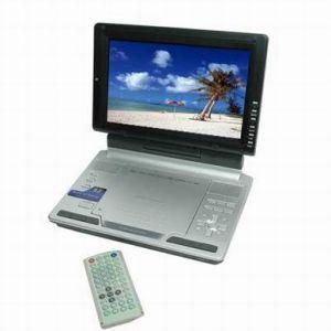 9.2 인치 16:9 TFT LCD 색깔 휴대용 DVD 플레이어